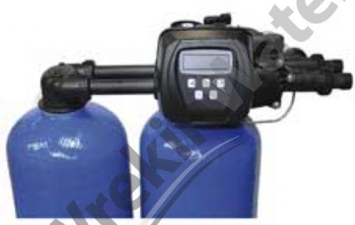 Ws1 Tt Clack Duplex Range Of Water Softeners 1in Digital Meter Controlled