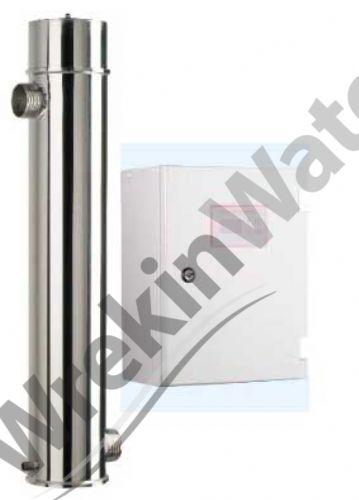 UV Disinfection, SITA LCD Rack 20-40 m3 - Wrekin Water Softeners