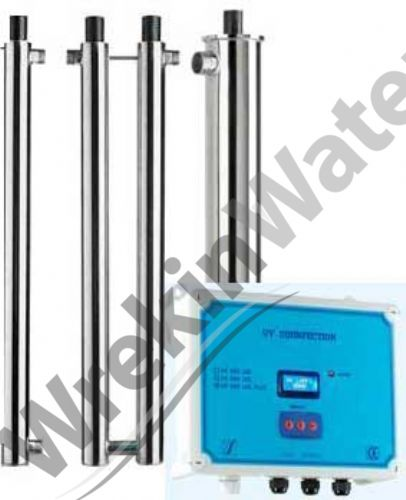 Sita LCD UV Systems, 405, 412, 440, 450, 480, 550, 80/2 1 1m3/h to 12m3/h